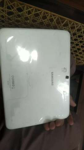 "10"" samsung tab touch lcd for sale model p.5200"