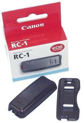 Canon EOS Remote Control RC-1 for DSLR camera