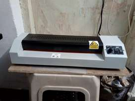 Laminate machine 4 month use