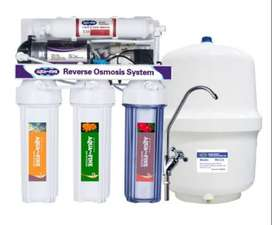 Aqua fine  Water filter and r.o system