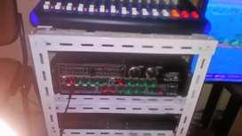 ampli,mixer aqualizr