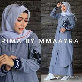 Rima Set New (busana muslim 2020)