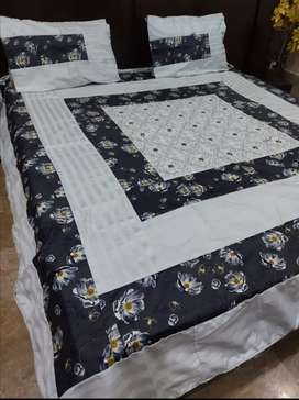 Bedsheets   (Cotton Sotton)