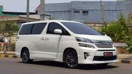 Toyota Vellfire 2.4 Z 2013 Perfect Condition!!!41