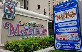 disewakan apartemen mediterania marina residence fully furnished