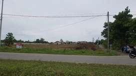DIJUAL CEPAT Tanah di pinggir jalan raya Trikora