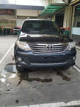 Fortuner G Matic 2012