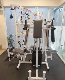 Alat Fitness 4 sisi Mel idachi