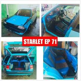 Jual Toyota Starlet EP 71