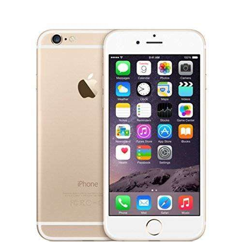 iphone 6 gold parts only 0