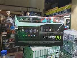 Tv Car Audio DobelDin ANDROID MTECH 7inch MM-8803 T3 &PlusPasang rapih