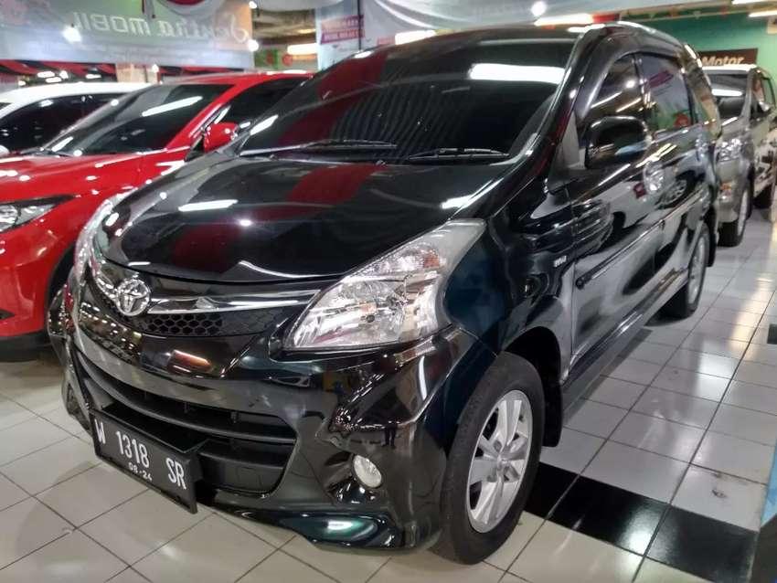 Toyota Avanza Veloz 1.5 Manual 2014 Pemakaian Pribadi 0