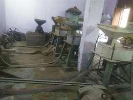 Atta and masala chakki plant