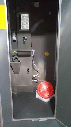 Toilet Portable Untuk Kontruksi Model Low Price