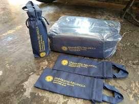 Souvenir Tas Spunbond Sablon Printing Seminar Kit Ulang Tahun Yasinan