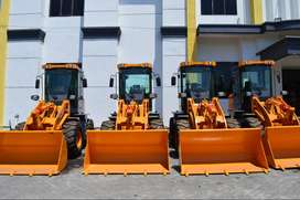 LONKING Wheel loader Termurah 1-3m3 Engine Powerful Tangguh Kuat