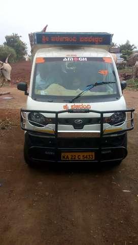Mahindra Jeeto in good condition.