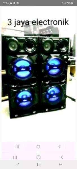 Promo kredit !! Speaker active DAT 122 ( 12  INCH )