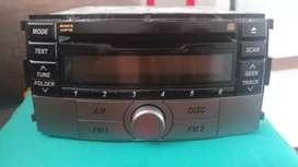 Tape CD original daihatsu terios TX 2012 bisa untuk rush
