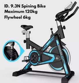 Harga promosi spining bike baru id