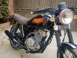 Exchange possible. Gs 150,Japanese Made,Sealed Engine,Single Owner