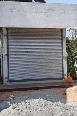 1 cent commercial plot with 230 sq ft building (MC Road frontage)