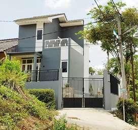 For sale : Rumah Pojok 2 Lt. Type 78/105 dekat exit Toll Malang