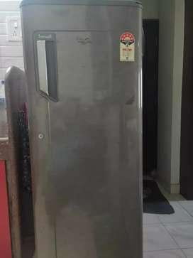 Whirlpool fridge215 L