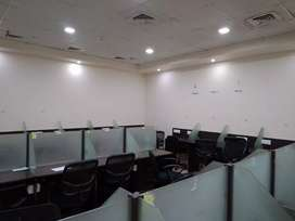 1500 sqft office available for rent in Sector V