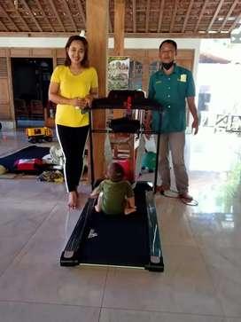 Treadmill electrik aj 022