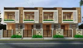 Independent banglow duplex kesar circle iskon road