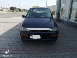 Daihatsu Coure 2006 hum se karwayein finance 6%markup k sat.
