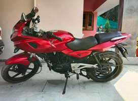 Motorcycle Bike Bajaj Pulsar 220