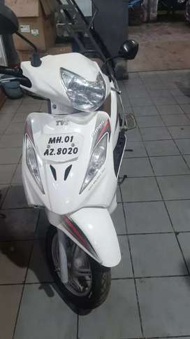 Stylish new look scooty for sale
