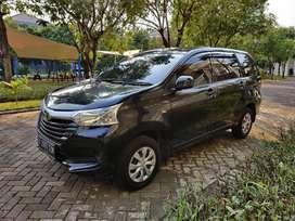HARGA CASH Toyota Avanza E M/T 2017 Black TERMURAH DI JAKARTA!