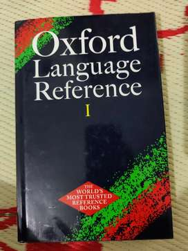 Oxford Language Reference