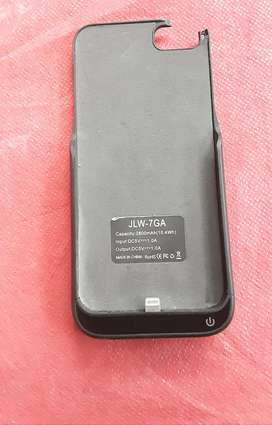 Chargeable i phone cover 6 series