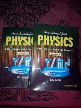 Physics SL Arora class XI