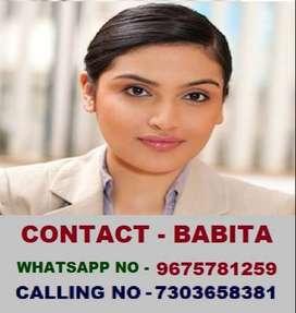 Appoointments for Call Centre, BPO, Telecaller, Office, Executive-*