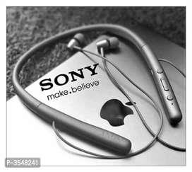 Heavy bass sony bluetooth earphone