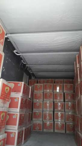 JAC 1048 reefer commercial mazda truck with chiller