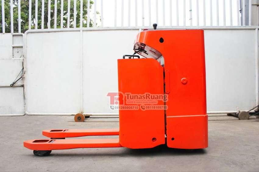 Pallet Mover Electric ( Alat pemindah Palet ) Forklift Bekas 0