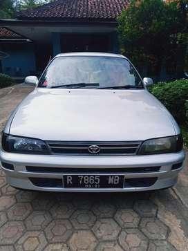 Toyota Corolla great th 1993 SEG