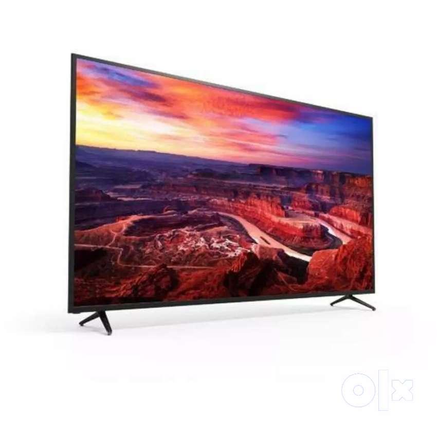 50 inch smart LED TV >> 4k IPS LED panel,, Brand New 0