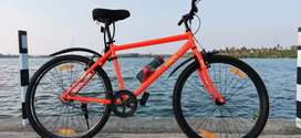 Macity 2month use. Gud condition. Extra mudguard, lock, seat cover