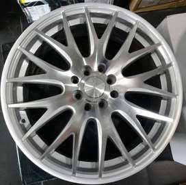 velg hsr nifty ring 18x8 8x100-114,3 smf