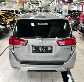 Toyota Innova Reborn 2.4 Q Diesel Matic 2016 Silver , KM 69Rb DP 91 Jt