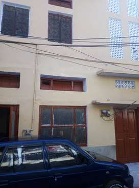 House 6 Marla (Triple Story)  is available for Sale