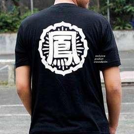 T-Shirt Crows Zero - TFOA - Kode H-1