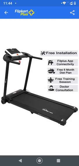 Urgent want to sell Fitkit carbon 2hp treadmill